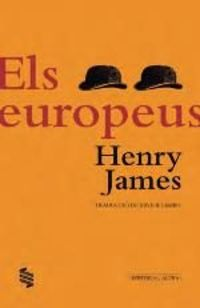 Europeus, Els - Henry James