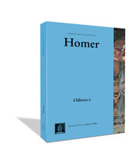 Odissea, (vol. Ii) Cants Xiii-Xxiv (catalan) - Homer