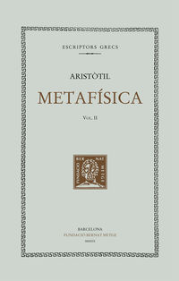 Metafisica, Vol Ii (tela) - Aristotil