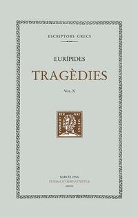 TRAGEDIES X (RUST. )