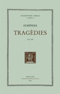 TRAGEDIES, VOL. VII - HELENA / IO
