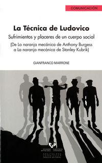 Tecnica De Ludovico, La - Sufrimientos Y Placeres De Un Cuerpo Socia - Gianfranco Marrone