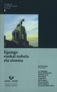 EGUNGO EUSKAL NOBELA ETA ZINEMA