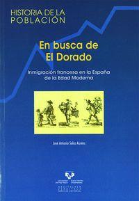 en busca de el dorado - Jose Antonio Salas Ausens