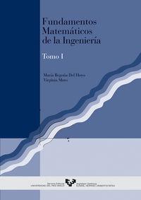 Fundamentos Matematicos De La Ingenieria I - Izaskun Baro