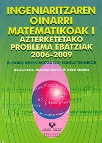 Ingeniaritzaren Oinarri Matematikoak I - Izaskun Baro