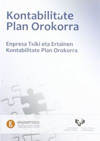KONTABILITATE PLAN OROKORRA