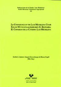 II CONGRESO DE LA CATEDRA LUIS MICHELENA