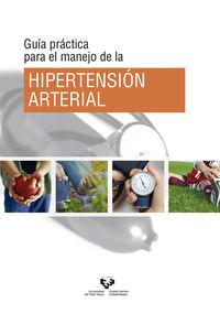GUIA PRACTICA PARA EL MANEJO DE LA HIPERTENSION ARTERIAL
