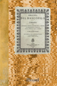 BIBLIOTECA DEL BASCOFILO, LAURAC, BAT