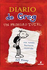 Diario De Greg 1 - Un Pringao Total - Jeff Kinney