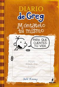 Diario De Greg - Montatelo Tu Mismo - Jeff Kinney