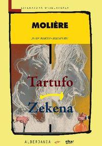 TARTUFO / ZEKENA