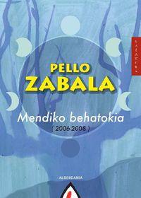 Mendiko Behatokia - Pello Zabala