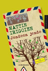 Jendeen Jende (antzerkia 2010 Donostia Hiria Saria) - Mattin Irigoien