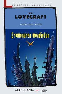 Eromenaren Mendietan - H. P. Lovecraft