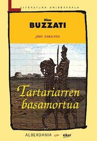 Tartariarren Basamortua - Dino Buzzati