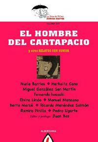 HOMBRE DEL CARTAPACIO Y OTROS RELATOS DE HUMOR, EL