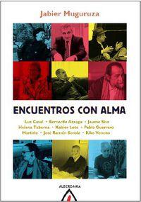 Encuentros Con Alma - Jabier Muguruza