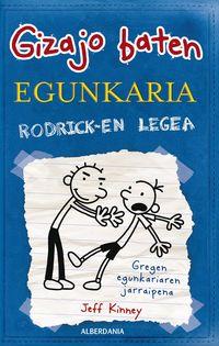 Greg 2 - Rodricken Legea - Jeff Kinney