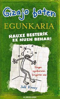 GREG 3 - HAUXE BESTERIK EZ NUEN BEHAR!
