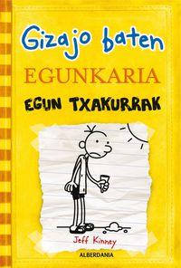 GREG 4 - EGUN ZAKURRAK