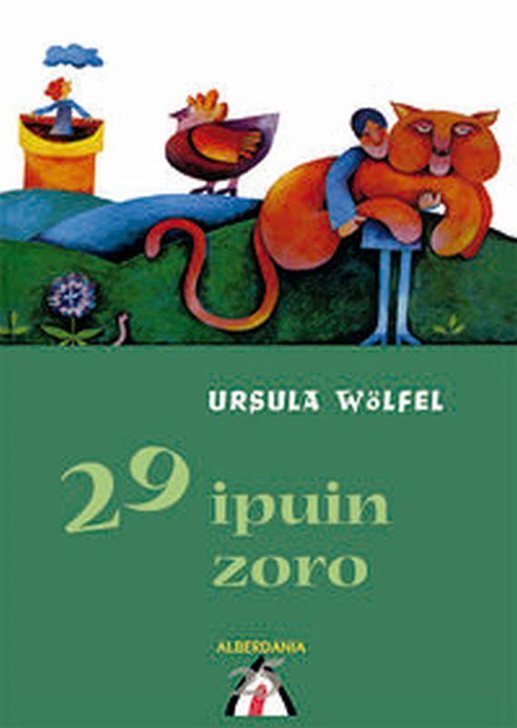 29 Ipuin Zoro - Ursula Wolfel