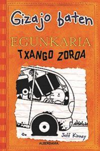 GREG 9 - TXANGO ZOROA