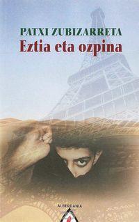 eztia eta ozpina - Patxi Zubizarreta