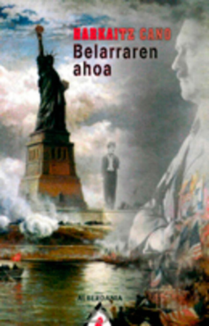 Belarraren Ahoa - Harkaitz Cano