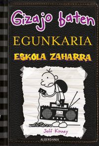 GREG 10 - ESKOLA ZAHARRA
