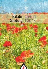 bertute txikiak - Natalia Ginzburg