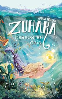 zuhara, itsasoaren deia - Amaia Telleria