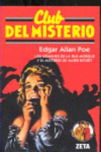 Club Del Misterio - La Carta Robada Y Otros Relatos De Misterio - Edgar Allan Poe