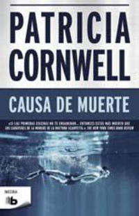 Causa De Muerte - Patricia Cornwell