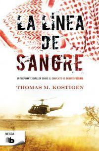 La linea de sangre - Thomas M. Kostigen