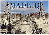 Madrid - Ayer Y Hoy - Aa. Vv.