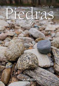 Guia De Piedras De La Sierra De Guadarrama - Nuria Sacristan Arroyo