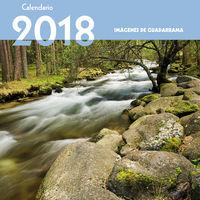 2018 CALENDARIO IMAGENES DE GUADARRAMA