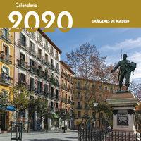 Calendario 2020 - Imagenes De Madrid - Aa. Vv.