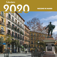 Calendario 2020 - Imagenes De Madrid - Aa. Vv.