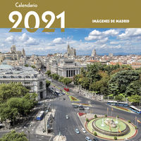 CALENDARIO IMAGENES DE MADRID 2021