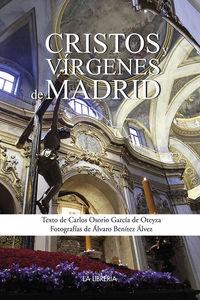 CRISTOS Y VIRGENES DE MADRID