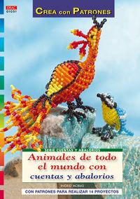 Animales De Todo El Mundo Con Cuentas Y Abalorios - Aa. Vv.