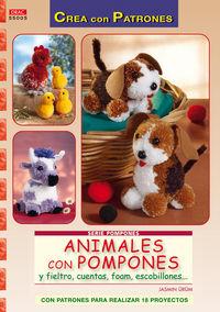 Animales Con Pompones - Aa. Vv.