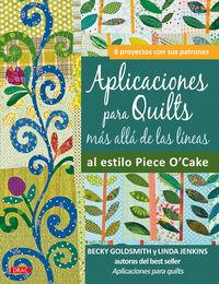 Aplicaciones Para Quilts - Becky Goldsmith