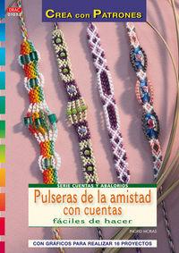 Pulseras De La Amistad Con Cuentas - Ingrid Moras