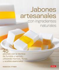 Jabones Artesanales Con Ingredientes Naturales - Rebecca Ittner