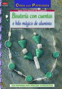 Bisuteria Con Cuentas E Hilo Magico De Aluminio - Ingrid Moras