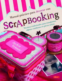 Manual Para Decorar Con Scrapbooking - Jaclyn Venter